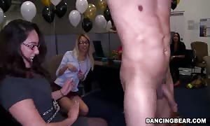 hardcore stripper dancing and pounding