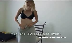 novice blond girlfriend throating and fuckin' pov style caught on home-made sex sex tape