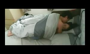 Korean young couple home-made (My Collections)