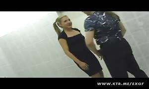 A adorable blond
