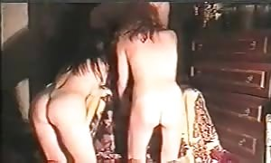 nasty home-made threeway