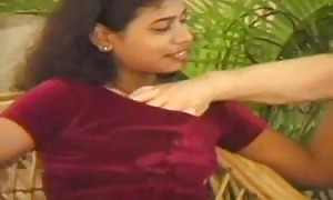 sexy Indian hotty banged