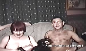 homemade flick with mature lady and 3 dudes