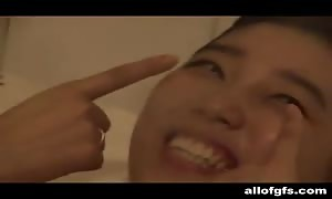 How do you prefer our sensuous fuck in the hit the shower? | asian youngster