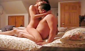 slim babe and her guy have a awesome fuck